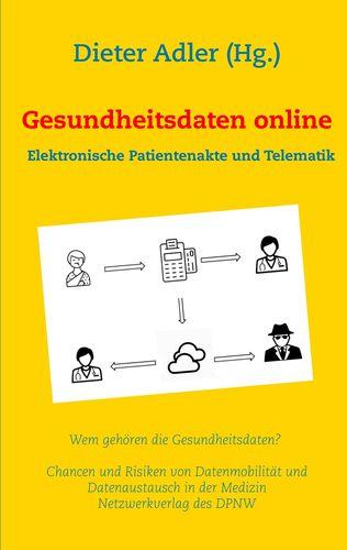 Aktueller Buchtipp: Gesundheitsdaten online