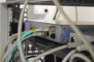 Netzwerkkabel Switch